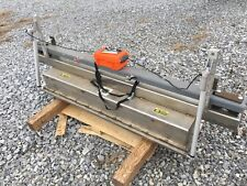New Skid Steer Magnet Loader Attachment Magnetic For Picking Up Bolts Etc