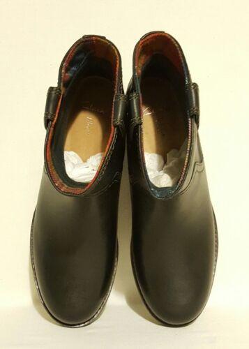 cuero para Black mujer genuino National Botines Zapato Sweet de Clarks Uq4waPf