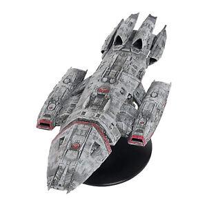 """Battlestar Galactica naves Colección #13 /""""colonial/"""" EAGLEMOSS"""