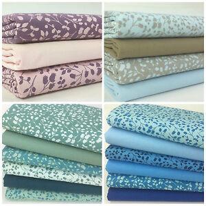 Fabric-Freedom-paquetes-de-tela-cuarto-Gordo-Licuadora-Floral-100-Algodon-para-Coser