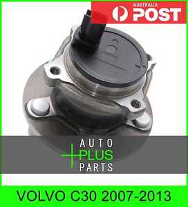 Fits-VOLVO-C30-2007-2013-Rear-Wheel-Bearing-Hub