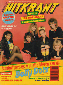 WEEKBLAD-HITKRANT-1983-No-38-DOLLY-DOTS-FLEXI-POLLE-EDUARD-ACCEPT-THE-SHORTS