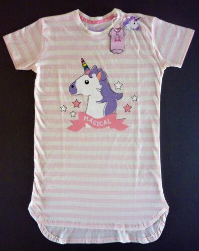 Licorne femme chemise de nuit sommeil shirt Bigshirt Sleepshirt Unicorn S-M-L-XL Primark