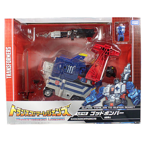 Transformers Legends LG42 God Bomber ゴッドボンバー Action Figure Takara