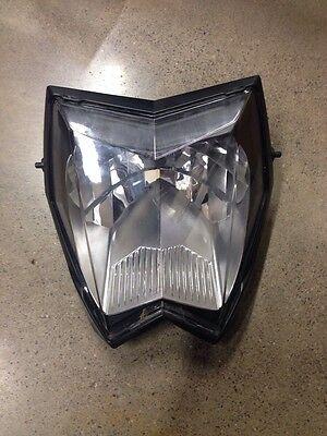 POLARIS OUTLAW MXR 450 525 HEAD LIGHT HEADLIGHT WITH BULB 2008 2009 2010 NEW