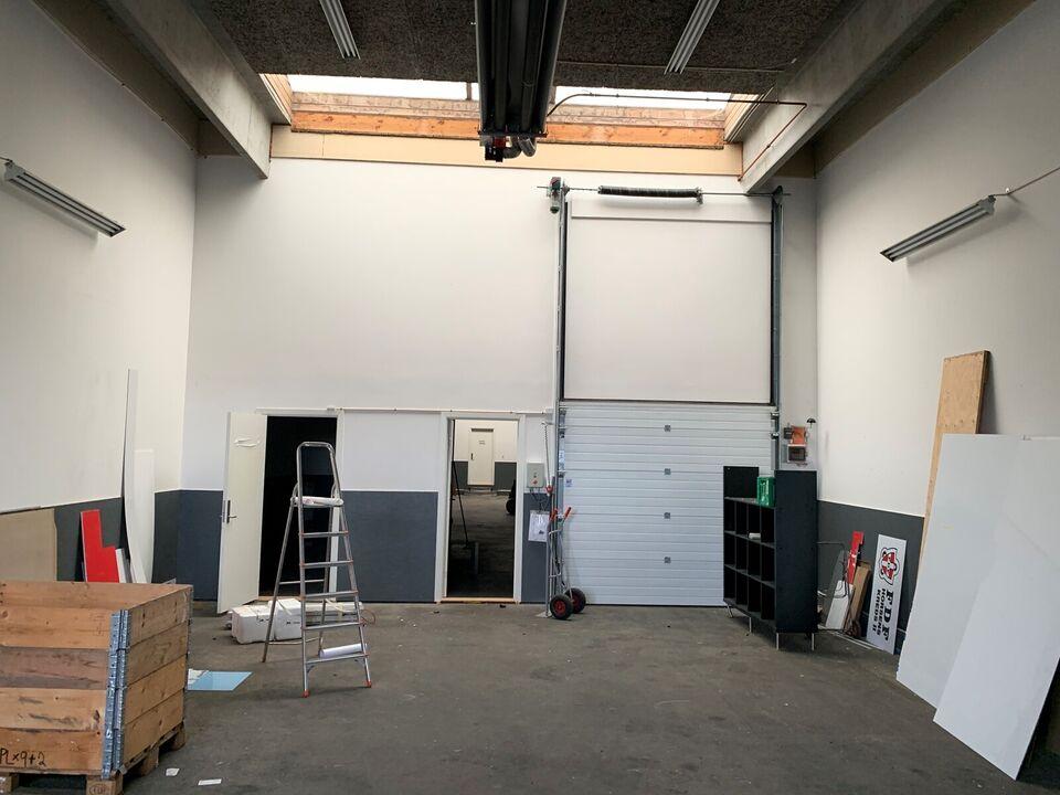 8700 lager / produktion udlejes, etageareal kvm. 294 Ove