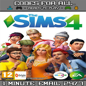 The-Sims-4-Base-Game-Expansion-Packs-Origin-Codes-PC-Mac-INSTANT-DISPATCH