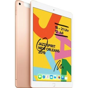 Apple-iPad-10-2-2019-WiFi-128GB-Gold-iOS-Tablet-ohne-Vertrag-PC-WLAN