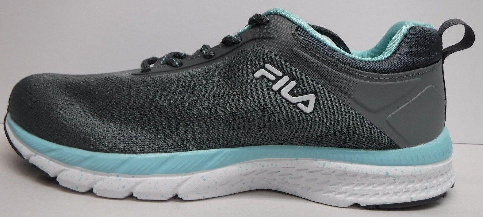 Fila Größe 7 Gray Schuhes Running Sneakers New Damenschuhe Schuhes Gray 134dac