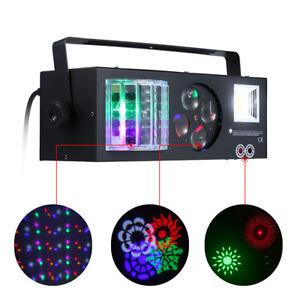 60W-4-in-1-LED-Buehnenlicht-Laser-Buehnenbeleuchtung-Lichteffekt-DMX512-DJ-Disco