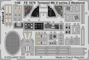 Eduard-Accessories-FE1079-1-48-Tempest-Mk-v-Series-2-Weekend-for-Eduard