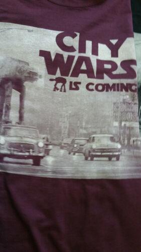 City Wars M1 T-Shirt   Kult,Fun Lustig