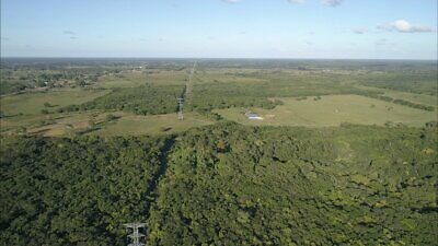Rancho de 552 hectareas en el km 236 de la carretera Villahermosa Escarcega