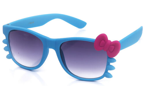 Hello Kitty Womens Ladies Teenage Sunglasses with Bow Party Glasses Multi Color