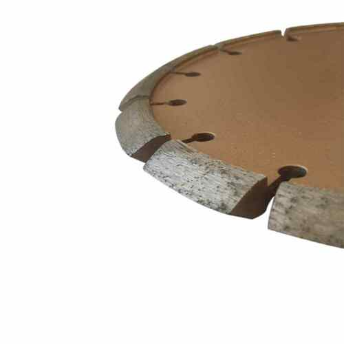 "7/"" Crack Chaser Blade for Concrete Asphalt Repair 0.5/"" Width Non-Threaded Arbor"