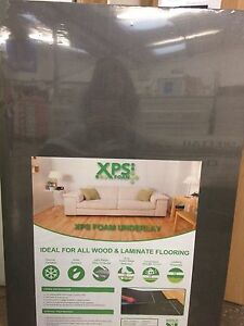 Details about Underlay Wood & Laminate XPS Foam boards 9 76sqm