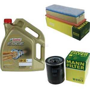 Inspektionskit-filtro-castrol-5l-aceite-5w30-para-Fiat-Punto-EVO-199-1-2-1-4