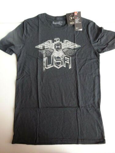 Under Armour Men/'s Freedom Eagle Short Sleeve Tactical Tee NWT 2019