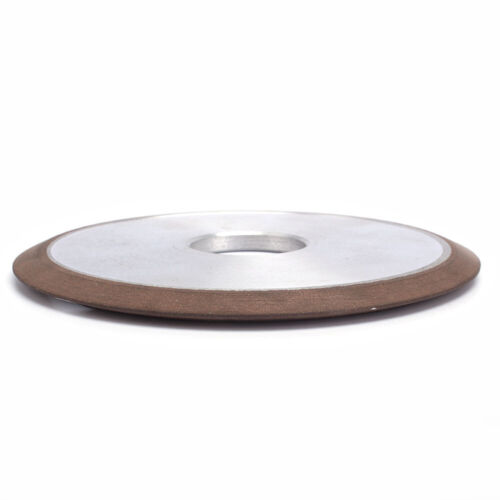 """Double Hypotenuse Resin 5/""""Diamond Grinding Wheel 45 Degree for Carbide 32mm Bore"""