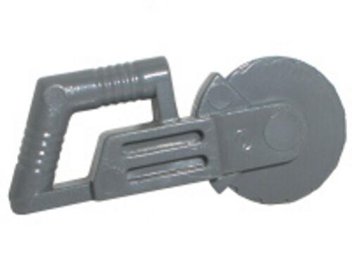 - Dark Bluish Gray Utensil Circular Blade Saw - LEGO Minifig X2