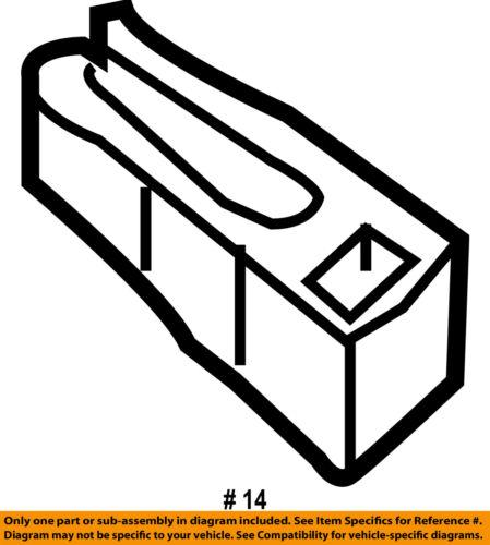 PORSCHE OEM 05-18 911 3.8L-H6 Fuse Relay-Fuse Puller 99910730040