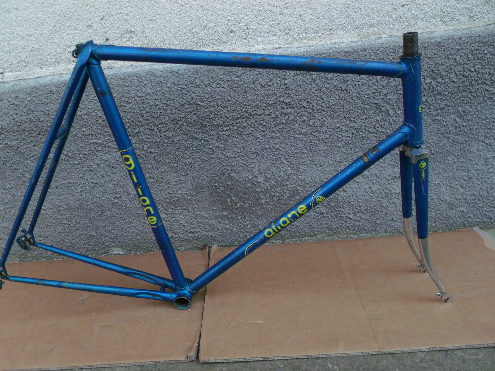 Vintage Gitane Tour de France RahSie Reynolds 531 Rennrad RahSie