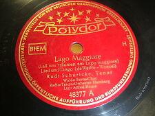8/4R Rudi Schuricke - Lago Maggiore - Adieu,adieu