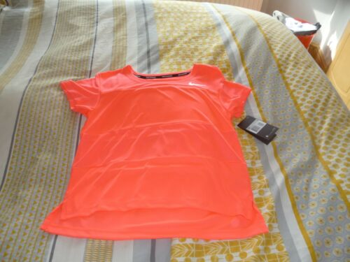 Camiseta para Nike X Pink de a running Dri peque Fit talla mujer wpZRw