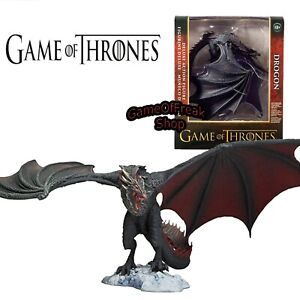 FIGURA JUEGO DE TRONOS DROGON - Game Of Thrones Dragon Figure with box.