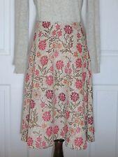 NWT ANTHROPOLOGIE Cecilia Prado Meadowlark Floral Sweater Skirt Size S
