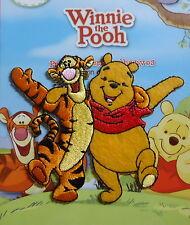 Tigger & Winnie-Puuh - Winnie Pooh - Bügelflicken / Iron-On Patch - Disney - 9cm