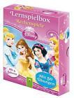 Disney Lernspielbox - Prinzessinnen: Rechenspiele von Anne Scheller (2014, Gebundene Ausgabe)