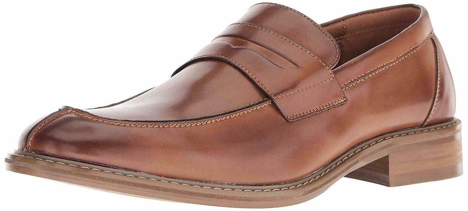 Unlisted de Kenneth Cole Homme Kinley Enfiler Penny Mocassins-Choisir Taille Couleur