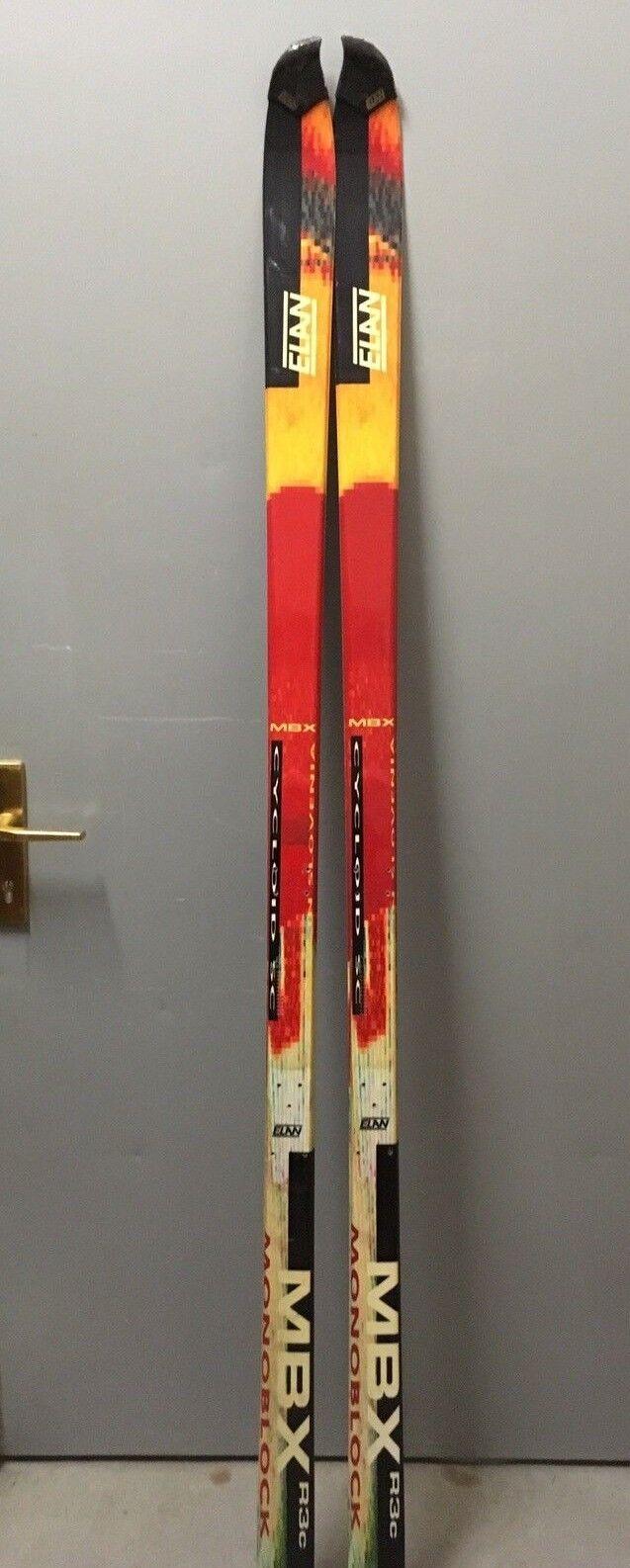 ELAN CYCLOID MBX MBX MBX R3c Alpinski 208 cm Olympia Lillehammer - Ole Kristian Furuseth c80f0e