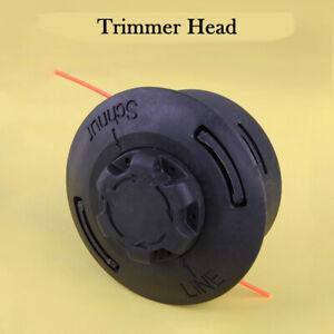 Universal-Petrol-Strimmer-Trimmer-Head-Bump-Feed-Line-Spool-Brush-Cutter-Grass