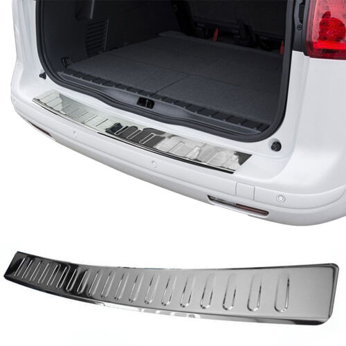 Premium Edelstahl Ladekantenschutz Schutz Leiste für Volvo V60 Kombi ab 2010