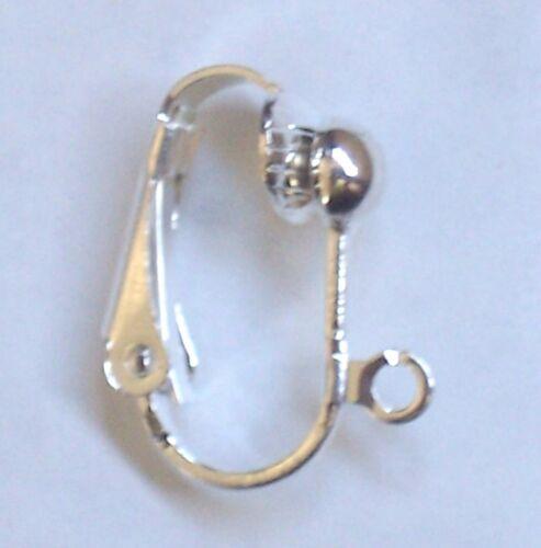 Huge 80mm Dark Silver Hoop Earrings Pierced or Clip-on
