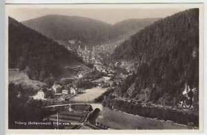 36351-Foto-AK-Triberg-Blick-vom-Hohnen-1933