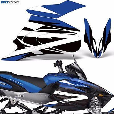Yamaha Apex Snowmobile Wraps