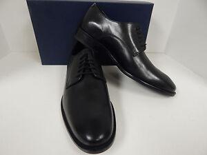 Cole-Haan-Williams-Plain-Toe-C12203-en-cuir-noir-5-illets-Oxford-homme-nouveau