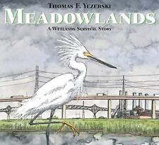Meadowlands: A Wetlands Survival Story-ExLibrary