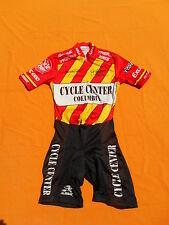 CYCLE CENTER Combi Suit Skinsuit Jersey Aussie Specialized Trek USA Vintage 90s