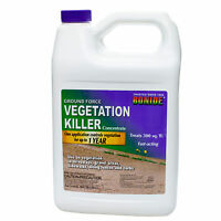 Bare Ground Vegetation Killer Herbicide 1 Gallon Sterilizes Soil Up To A Year