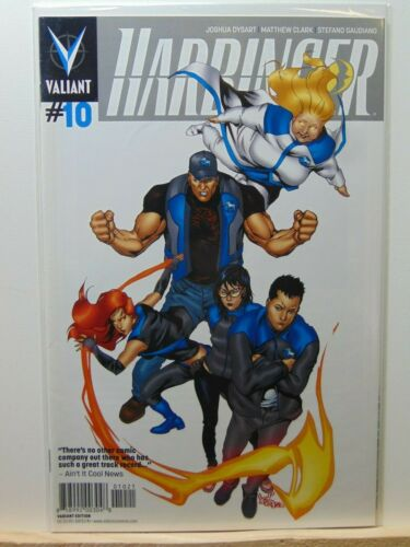 Harbinger #10 Variant Edition Valiant Comics CB8618