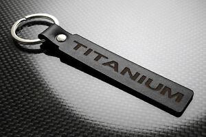 Intelligent Ford Titan Leder Schlüsselanhänger Schlüsselring Porte-clés B C S Max Auto & Motorrad: Teile Kuga 100% Garantie Schlüsselanhänger