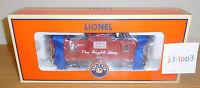 Lionel 6-27657 Central Of Georgia Northeastern Caboose Toy Train O Scale Smokes