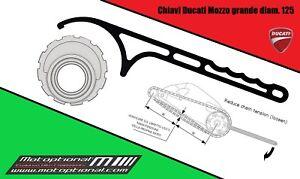 DUCATI-CHIAVE-REGOLAZIONE-CATENA-MOZZO-125-chain-adjuster-tool