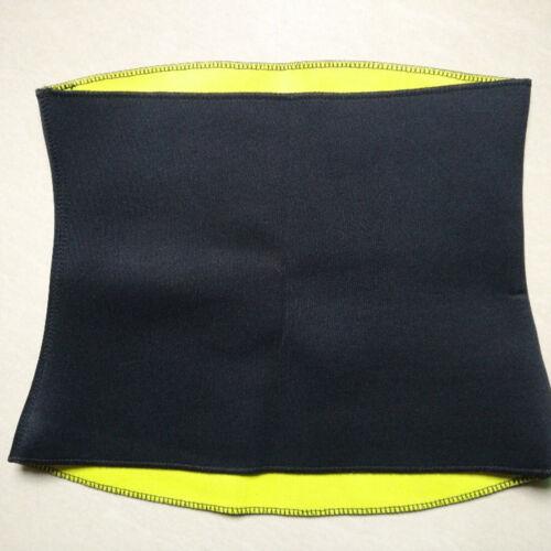 1pcs New Hot Sweat Sport Yoga Belt Slimming Waist Trainer Protection Body Shaper
