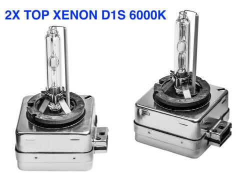 2x D1S 6000K 35w Xenon Ersatz Lampen Mercedes Vito Bus W639 ab 2011