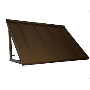 6ft X 36in Door Window Awning Metal Standing Seam